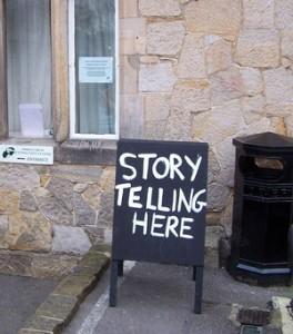 Cv-storytelling